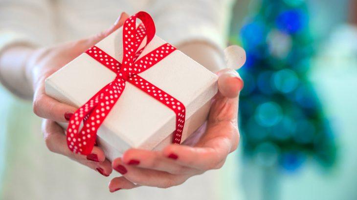 外国人女性に貰ったプレゼント