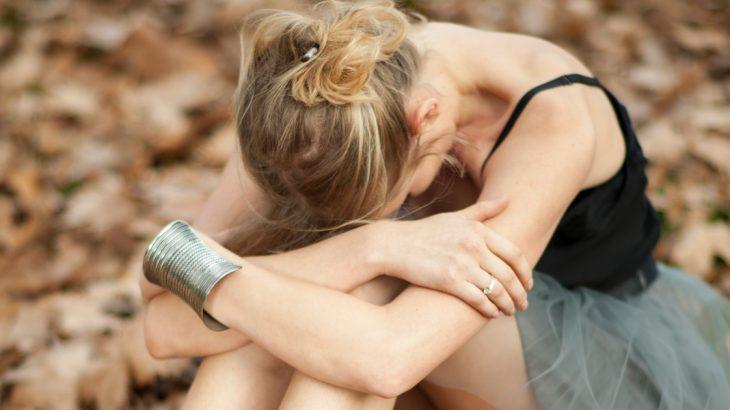 意外と泣くロシア人女性