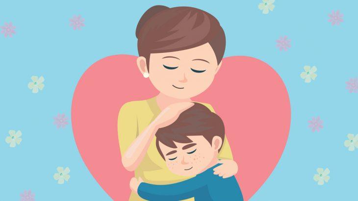 「ウチの子 ニッポンで元気ですか?」ロシア人の息子と母