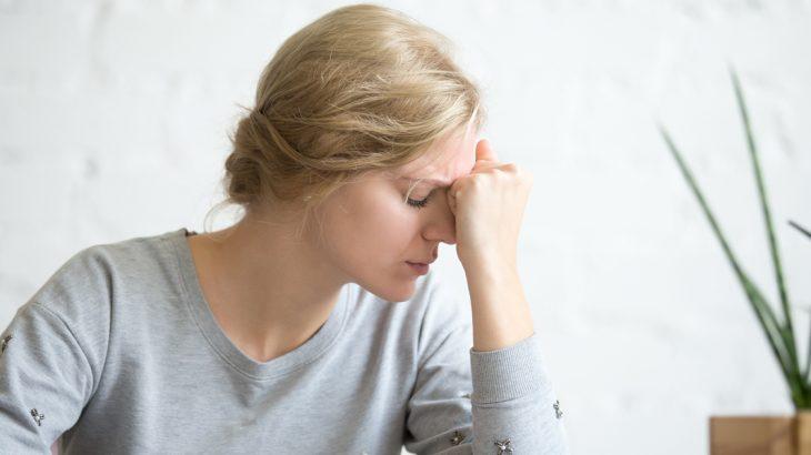 在日ロシア人女性はストレスがいっぱい
