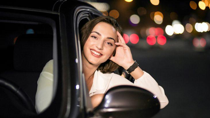 ウクライナ人彼女、運転免許取得!?