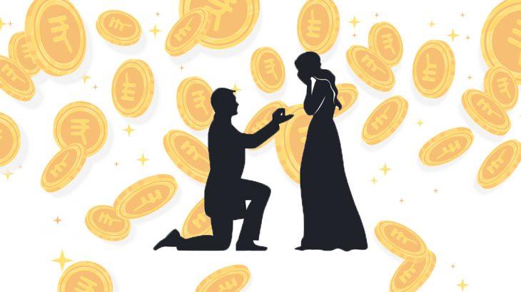 超大金持ちが白人美女にプロポーズした結果…